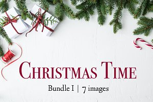 Christmas Time Bundle I