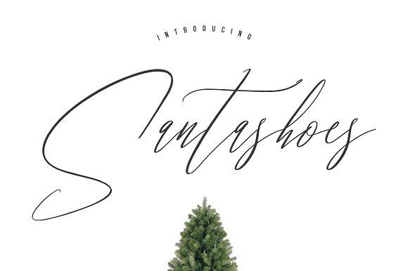 Santashoes Script
