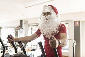 Fitness Santa