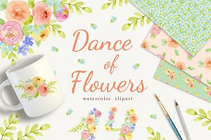 Dance of Flowers