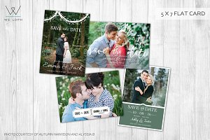 Modern - Save the Date Cards