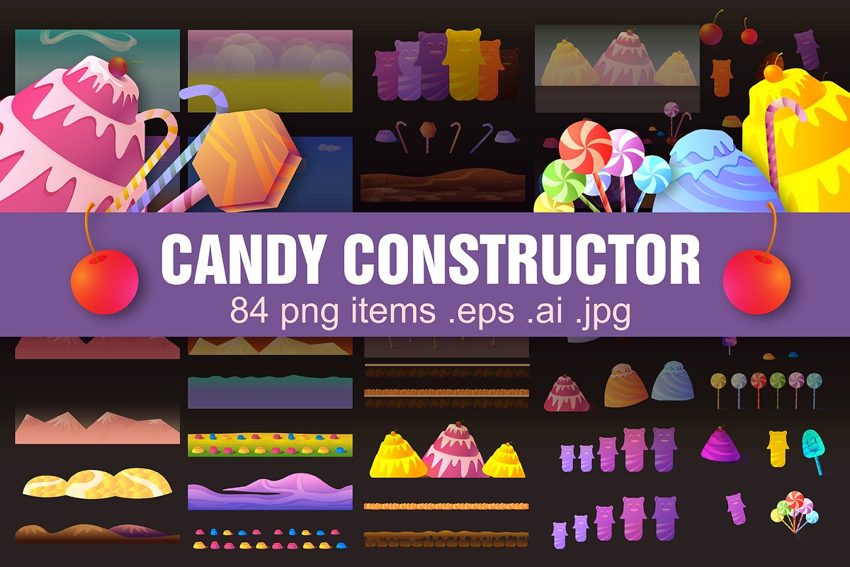 Candy Constructor