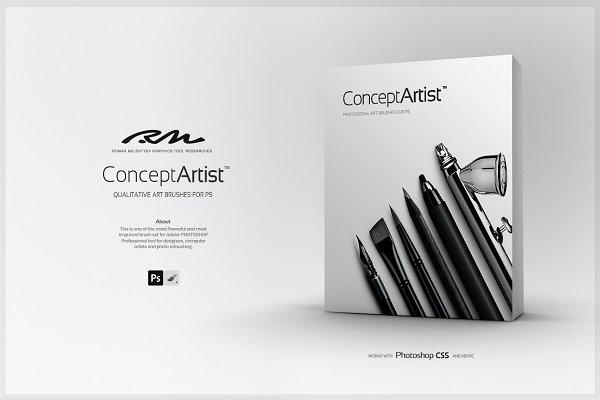 RM Concept Artist (bundle)