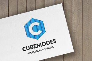 Cube Modes Logo