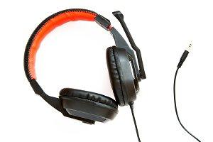 Pair of headphones