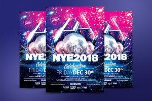NYE 2018 Flyer