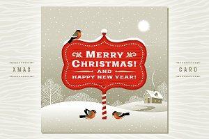 Christmas Signboard