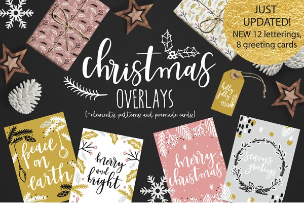 Christmas overlays: Quotes & Clipar…