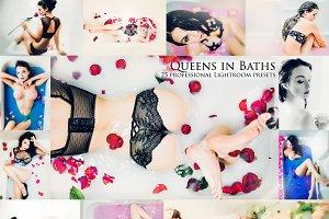 Queens in Baths - 23 Lr presets