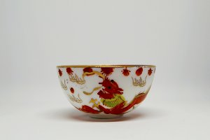 Hand-crafted Chinese cup