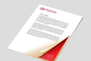 invitation Letterhead