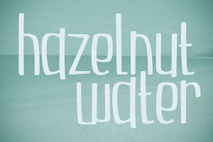 Hazelnut Water