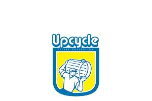 Upcycle Refuse Collection Logo