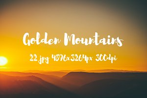 Golden Mountains