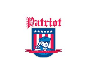 Patriot Bar and Brewery Logo