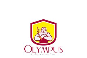 Olympus Lighting Specialist Logo