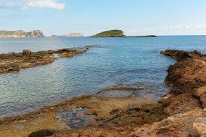 The coast of Des Canar