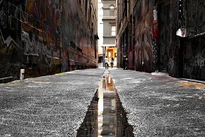 Melbourne Graffity Street