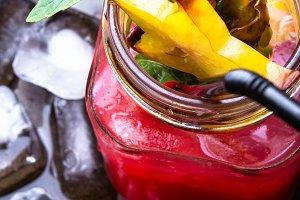 fruit tropical juice