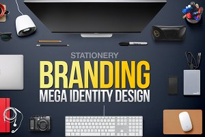 Stationery Branding Identity Bundle