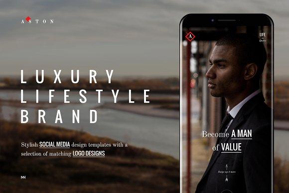 ASTON Luxury Lifestyle Brand