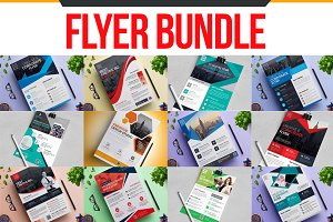 Flyer Template Bundle