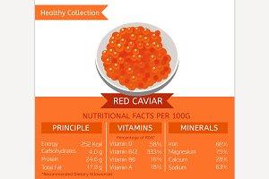 Red Caviar Health Benefits