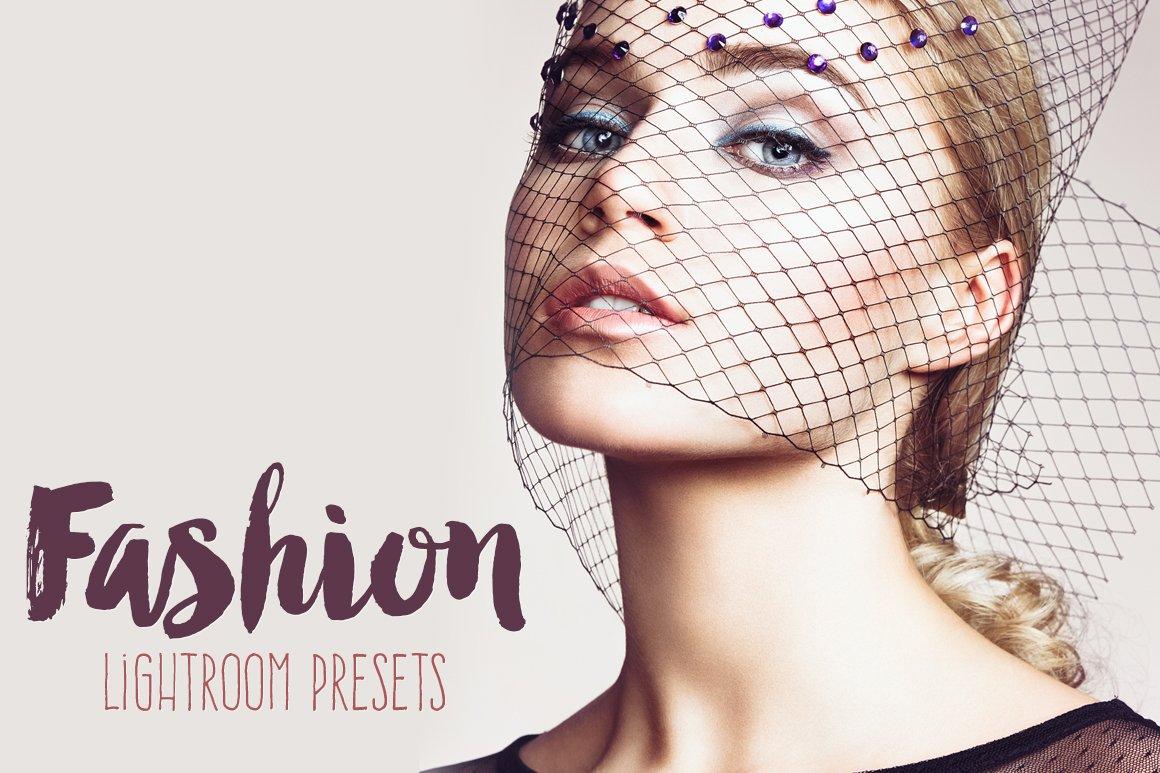 Lighteroom Preset Fashion Blogger