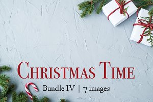 Christmas Time Bundle IV