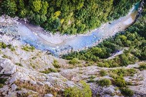 river Tara, Montenegro