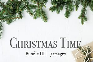 Christmas Time Bundle III