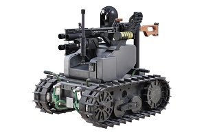 Military remote robot