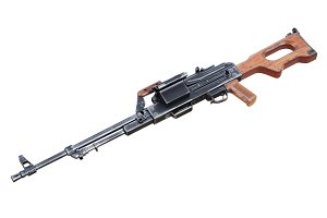 Gun automatic rifle