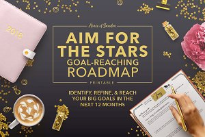 Aim for the Stars Guided Roadmap