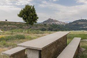 Culla (Castellon, Spain).