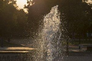 Waterjet.