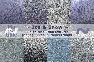 Ice & Snow Textures