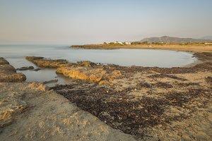 Torre la Sal beach (Castellon).