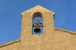 Bell of a church.