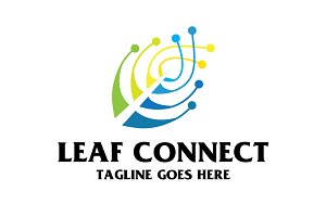 Leaf Connect Logo