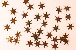Many shiny stars