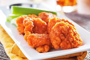 boneless buffalo chicken wings