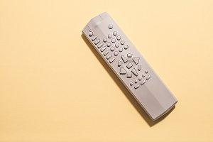TV remote unicolor