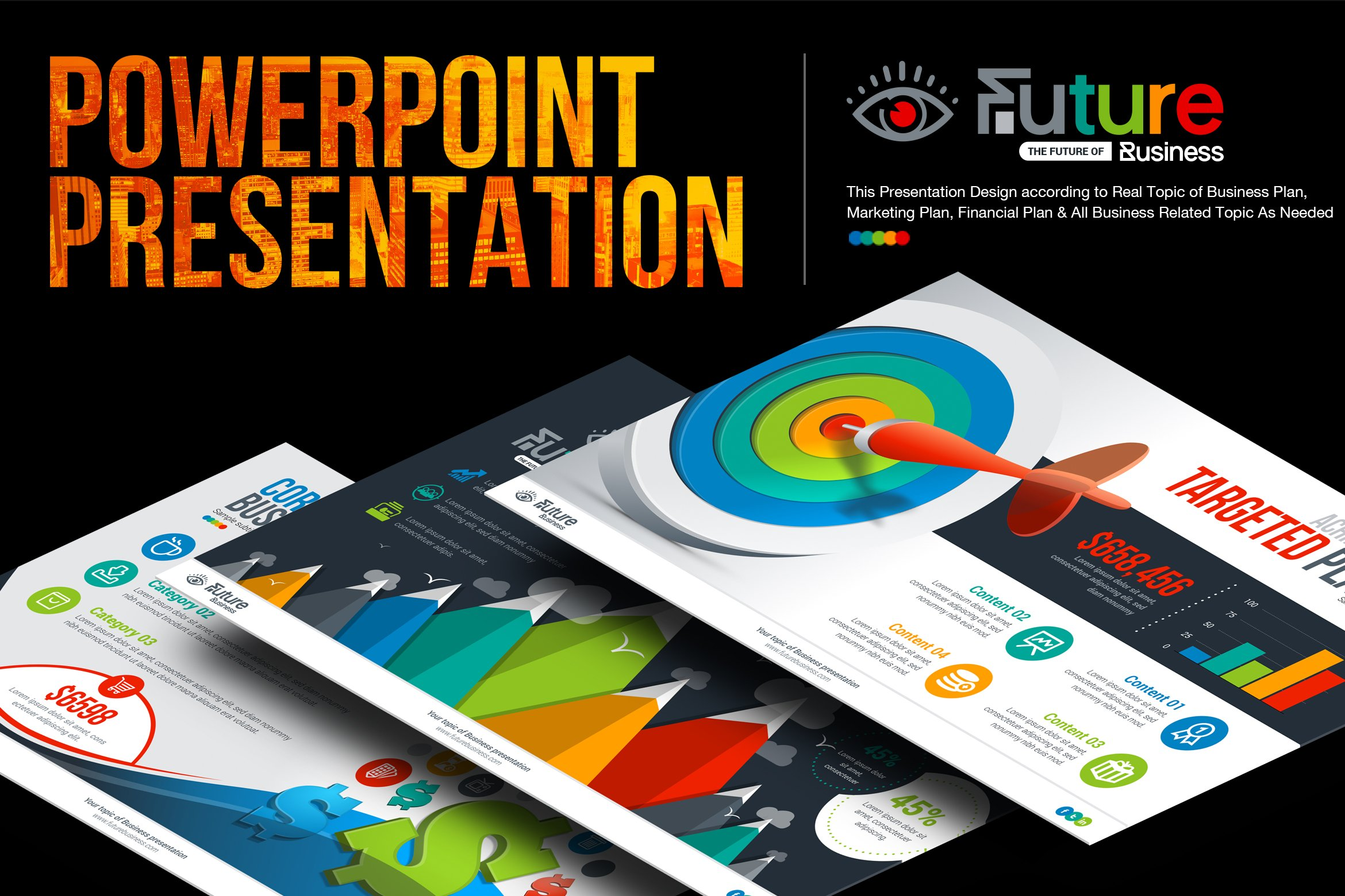 Businessplan powerpoint presentation presentation templates businessplan powerpoint presentation presentation templates creative market flashek Choice Image