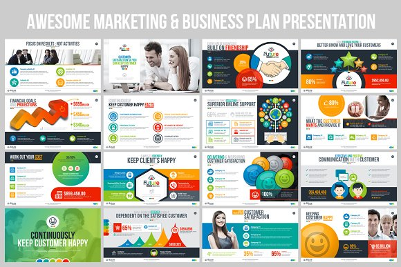Businessplan powerpoint presentation presentation templates businessplan powerpoint presentation presentation templates creative market wajeb Image collections
