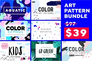 Art Pattern Bundle