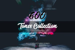600+ Bundle Lightroom Presets