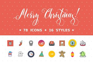 Christmas Icon Bundle