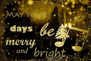 Phrase for Christmas greeting