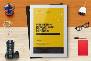 Web Proposal | Design & Development